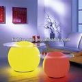 Led intermitente bouncing ball con multi- color de la luz