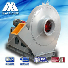 Antiwear Single inlet high pressure lime rotary kiln blower fan