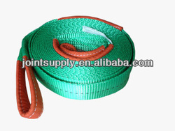 4x4/4wd/off road santch strap(9m*60mm*11000kg), recovery kit