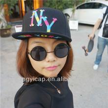 Fashion Women Men Caps Baseball Hat,Sport Party Hip-hop Flat Brim Snapback Cap,Unisex Wholesale Many Colors