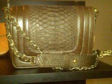 Small phyton bag