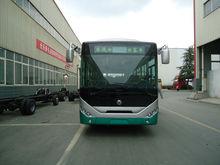 25seats 7.7m EQ6770CHTN city bus CNG