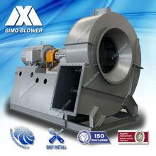 Energy saving long lifetime anti abrasive brick kiln blower fan