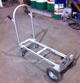 Cuatro ruedas carro plegable/carretilla de la mano ht1864