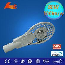 High lumen promotion price cobra head cob led street light 80w CE FCC RoHS