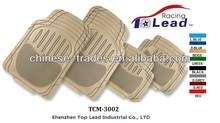 Best quality Anti slip universal PVC car floor mats/ car mats / carpet