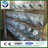 metal rabbit cage for sale (manufacturer,china)