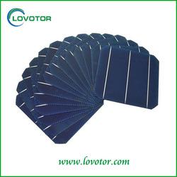 Solar cell 6 inch solar cell for solar panels monocrystalline silicon solar cells