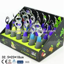 100% food grade colorful plastic opener