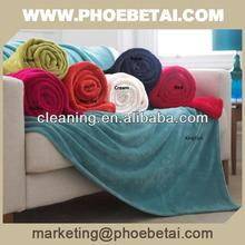 china factory fleece blanket fabric