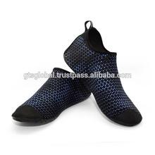 Aqua park shoes,WATER SPORTS, FITNESS, GYM, YOGA SHOES --- Triangle Blue