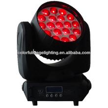 19*12W Osram 4-in-1 LED Beam Moving Head Zoom Light