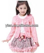 100% Cotton Children Clothes Fashion Dress For Girls