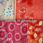 waffle knit fabric