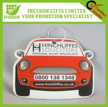 Customized Decorative Car Paper Air Freshener