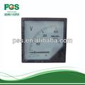 Pss 0~450v/600v dc voltímetro y amperímetro