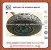 3.50-7 rubber wheels for trolley