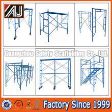 ใช้กันอย่างแพร่หลายในการก่อสร้างนั่งร้านสำหรับการขาย