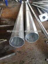 high quality Q235 street pole 6m 8m 10m 12m 20m cctv camera pole