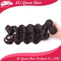 Guangzhou ali reine produits disponibles et malaisiens cheveux indane 100% vierge, natural black vague régulière