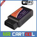 100% originalps wifi obd elm327 diagnose-adapter wifi elm327 obd 2 ii auto-diagnose-interface scanner für iphone ipad ipod