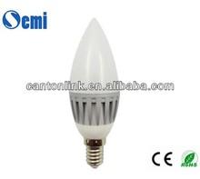 LED bulb 5w e14, led candle bulbs 3w 5w