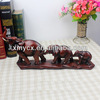 Wedding table decoration resin elephant statue for sale