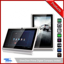 cheapest 7 inch cheap gsm phone call android tablet