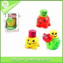 newest design toys plastic frog ,animal toy