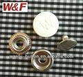 alta qualidade snap cap botão rebite para o vestuário e roupas