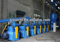 CQJ Rubber Chip Grinder Waste tire recycling