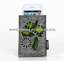 Unique Innovation Felt cell phone Case