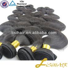 Factory Wholesale High Quality Water Curl Human Hair Bulk