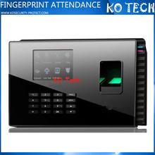KO-M9 TCP/IP TFT Screen Fingeprint Biometric Proximity Card Access