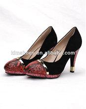 latest ladies dress shoes high heel nude new model girls high heels