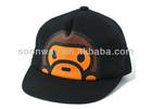 flat bill wholesale fancy hats children cap