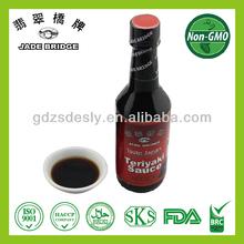 Low salt & Health japanese sweet soy sauce