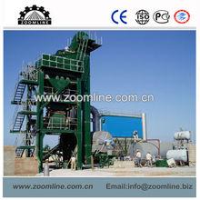 120TPH Mobile Asphalt Batching Plant, Mobile type asphalt batching plant for road construction