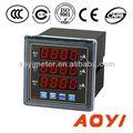 Current meter medidor elétrico AY194C-I série