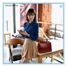eu & usa fashion style leather women bags manufacturer women handbags
