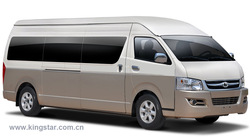 KINGSTAR NEPTUNE L6 17 Seats 2.7L Gasoline + CNG Commercial bus