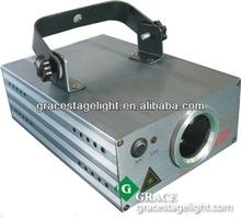 led stage Single green step motor laser light