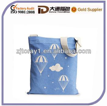 child gmy cotton school bag