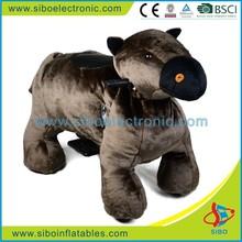 GM5923 shopping mall spring rider walking animal ride on toy