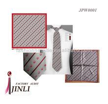 Promotional Custom Ties and Custom Scarf