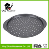 OKAY Carbon steel Non-stick Perforated Pizza Pan BK-D2024