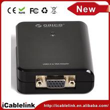 USB 3.0 to DVI / VGA External Video Card Multi Monitor Adapter - 1920x1080 USB 3.0 Graphics Adapter Converter M/F USB 3.0 Produc