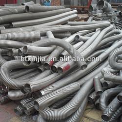 Vacuum hoses nw metal vacuum hose and bellows