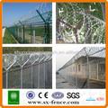 Segurança esgrima navalha aramefarpado/navalha fio de combate/segurança razor wire( iso9001: 2008 professional fabricante)