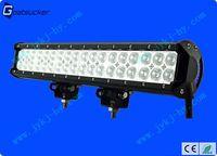 Hot sale 108W car Jeep led light bar for 4x4,SUV,ATV,TRAILER